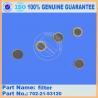 Excavadora Original PC350-8 filter 702-21-53120 for sale