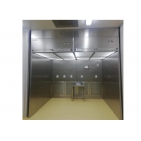 Buy cheap Electrical Stainless Steel Sampling / Weighing Booth For GMP Factory from wholesalers