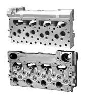 Wholesale Cummins 6B, 6BT 5.9L - 12 Valve Brand New, Loaded Cylinder Head generator parts Cylinder from china suppliers