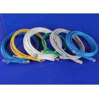 China Fluke Pass BC UTP Cat5e Patch Cable / ethernet cat5e cable For Home on sale