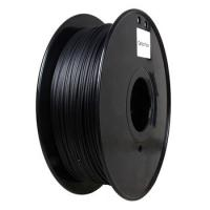 Wholesale Flame Retardant Carbon Fiber 3d Printer Filament 1.75 / 3.0 Mm Black Color from china suppliers