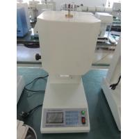 Wholesale GB / T3682 Digital Plastic MFI Melt Flow Index Test Equipment for ABS Resin , Nylon from china suppliers