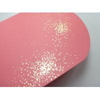 Wholesale Luxury Custom Invitation Envelopes Hot Stamping Matte Gold Foil Red Paper Envelopes from china suppliers