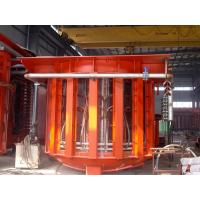 Wholesale Tilting Melting Induction Furnace for Melting Steel Making from china suppliers