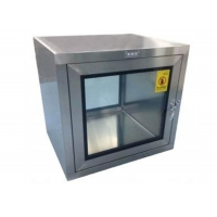 Wholesale Clean Room Window Transfer Pass Through Box Customized Size from china suppliers