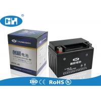 Wholesale Black 12v Motorbike Battery 2.8 / 3.0kg , MF Seald 12v 9ah Battery Motorcycle from china suppliers
