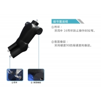 Wholesale Seat Belt Test Rubber Dummy Used For Overall Dynamic Impact And Static Load Test from china suppliers