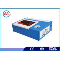 Best Water Cooled Table Top Laser Cutting Engraving Machine For Acrylic High Efficiency wholesale