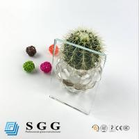 Wholesale Grade A high quality 3-12mm Ultra-white low iron float glass from china suppliers