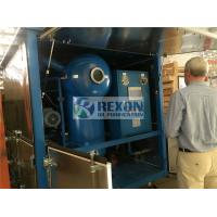 Wholesale High Efficiency Vacuum Transformer Oil Purifier Machine For Power Plant Maintenance from china suppliers
