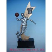 Wholesale resin basketball trophy from china suppliers