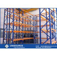 Wholesale Multi - Level Industrial Shelving Unit , Medium Duty Metal Shelving For Garage from china suppliers