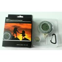 Wholesale Super - Accuracy Climbing Altimeter with Climb Rate, Highest Altitude Record SR108N from china suppliers