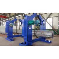 Best 360° Overturning Tilting Device Automatic Welding Machine H Beam Rotator With 4x1.5 KW Motors wholesale