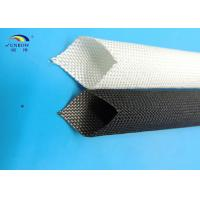 Wholesale Flexible Fireproof Braided Fiberglass Sleeve Insulation Sleeving for Electrical Wires from china suppliers