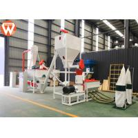 Wholesale 1T/H MCC Control Commercial Feed Mill Equipment With Screw Conveyor from china suppliers