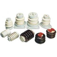 Wholesale Porcelain & Steel Suspension Insulator , 25kv Composite Cap And Pin Type from china suppliers
