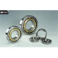 Best Open Type Single Row Angular Contact Ball Bearing , Machine Tool Bearing wholesale