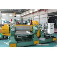 China Open Rubber Intermix Machine , Low Maintenance Rubber Compounding Machinery on sale