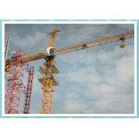 Quality Small Mobile Construction Tower Crane Jib Length 50m Building Tower Crane for sale