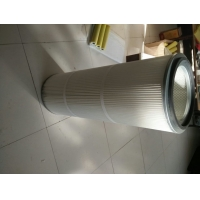 Wholesale Multi Standard High Temperature Cartridge Dust Collector Filters 325Mm Od from china suppliers
