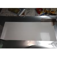 Wholesale Stable Size White PET Reflective Film , High Gloss White Film For Light Source Reflection from china suppliers