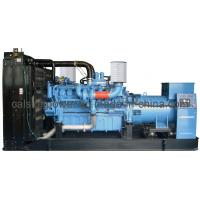Wholesale 50Hz MTU 800kva Open Type Diesel Generator Set (C800M) from china suppliers