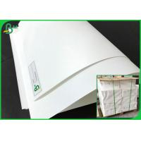 China Waterproof RPD 100um White Stone Synthetic Paper Sheets For Untearable Notebook for sale