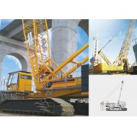 Wholesale Jib Tracked Hydraulic Crawler Crane QUY130, Knuckle Boom Crane for Lifting Heavy Things from china suppliers