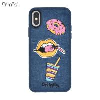 Wholesale Hybrid Leather Apple Cell Phone Cases from china suppliers