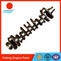 Wholesale Caterpillar 3116 crankshaft forged steel from china suppliers