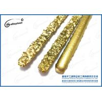 Wholesale Wear - Resistant Parts Tungsten Carbide Welding Rods With Fluxed Coating from china suppliers