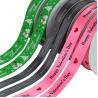 Custom Thermal Transfer Print Polyester Personalised Grosgrain Ribbon 3 for sale