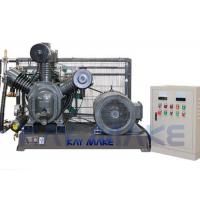 Wholesale 11KW 15HP Two Stage Piston Compressor , Intelligent Control Pet Air Compressor from china suppliers