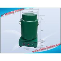 Wholesale 110V portable gold resistance melting furnace with high quality and nice price from china suppliers