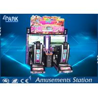 China Indoor classic Car Racing Game Machine Coin Operated Outrun 32 Inch Screen For Children for sale