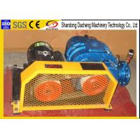Wholesale Customized Root Blower Air Compressor / Colored Aquaculture Rotary Twin Lobe Blower from china suppliers