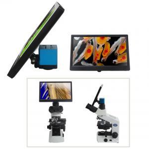 High resolution HDMI digital camera microscope LCD screen displayer