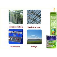 Wholesale Half Matt Gloss Water Based Metallic Finish Paint With EU RoHs Standards from china suppliers