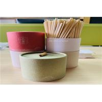 China Organic Biodegradable Wheat Drinking Straw Eco Friendly With Customized Logo on sale
