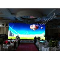 Wholesale Real Time Played Led Backdrop Screen 4.81mm Pixel Pitch For Large Area Rental from china suppliers