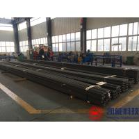Spiral Fin Tubes Boiler Parts Replacement Enhanced Heat Transfer Element for sale