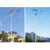 IP67 Solar Energy Street Light CREE 45 Watt Flux 6075lm For Road / Parking for sale