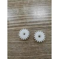 Wholesale OEM Durable Machined Plastic Gears , Plastic Spur Gears Customized Color For Toy from china suppliers