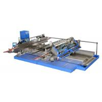 Wholesale Professional Blue Glass Straight Line , Double Edger Machine High Speed,Double Glass Edger,Straight Line Glass Edger from china suppliers