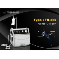 Wholesale 2 Handle Jet Peel Oxygen Machine For Acne Removal / Skin Rejuvenation from china suppliers