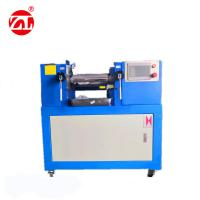 Wholesale PLC Controlled Rubber / Plastic Two Roll Mill , Lab Mixing Mill from china suppliers