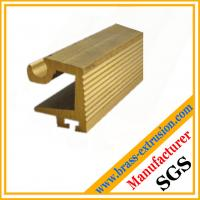 Quality brass material extrusion profiles suppliers for sale