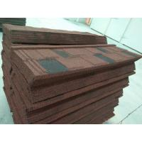 Wholesale Stone Coated Metal Roof Tile / Aluminium Zinc Roofing Shingle / Colorful Sand Coated Steel Roof from china suppliers