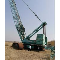 Wholesale Kobelco Green Construction Machines 550 Ton Used Crawler Crane 2008 Year from china suppliers